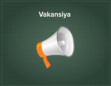 Vakansiya: Kamera müşahidə sistemlərinə texniki dəstək üzrə mütəxəssis